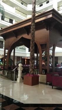 Crowne Plaza Antalya lobby