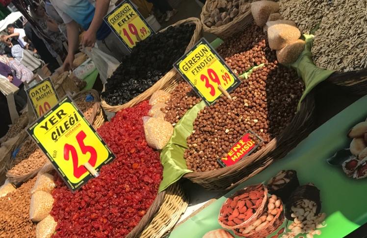 Spice Market, Turkey